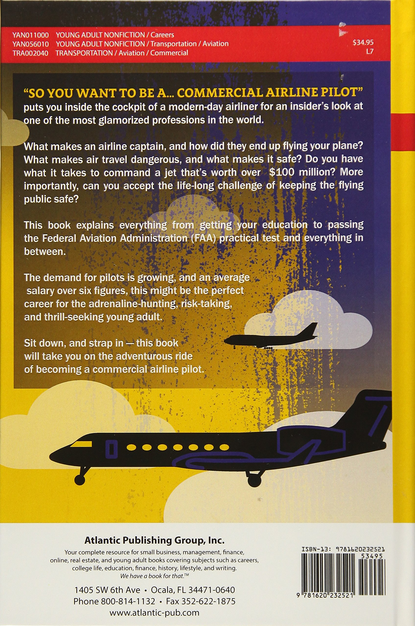 Amazon com: So You Want to Be a Commercial Airline Pilot