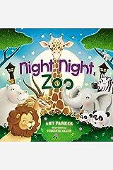 Night Night, Zoo Board book