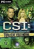 CSI: Crime Scene Investigation: Tödliche Verschwörung