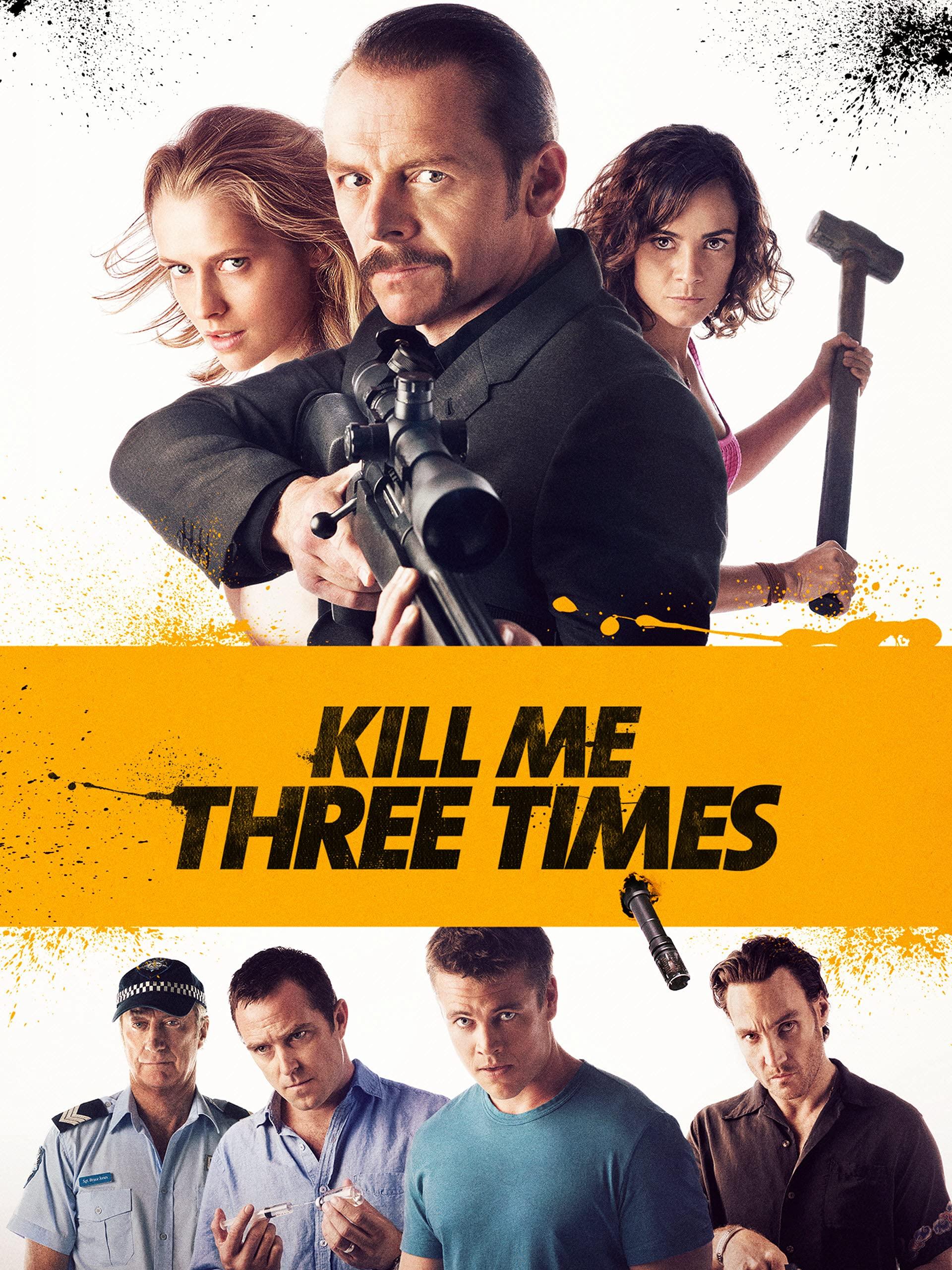 Kill Me Three Times on Amazon Prime Video UK