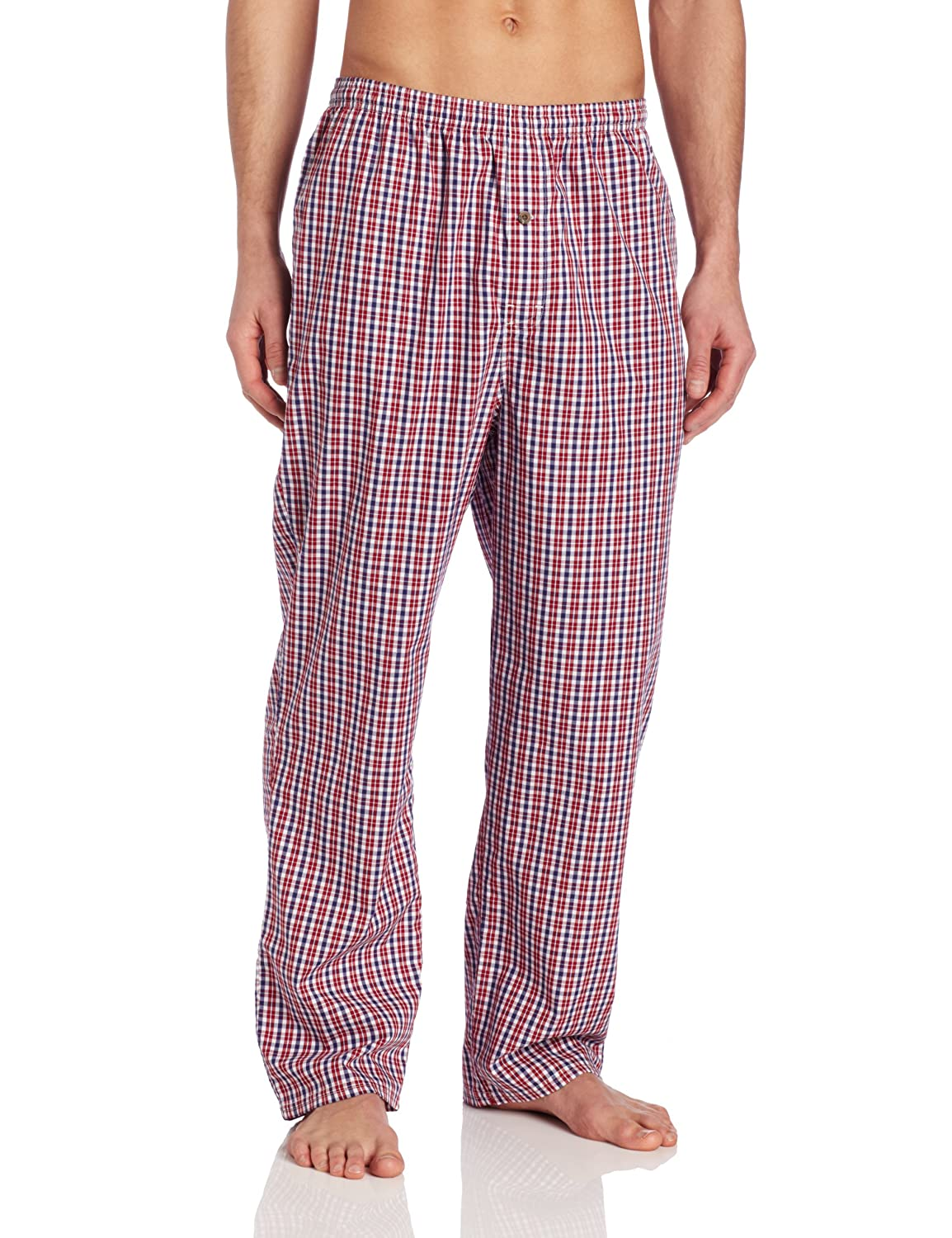 Nautica Mens Woven Talen Plaid Pant Nautica Men/'s Sleepwear 300788