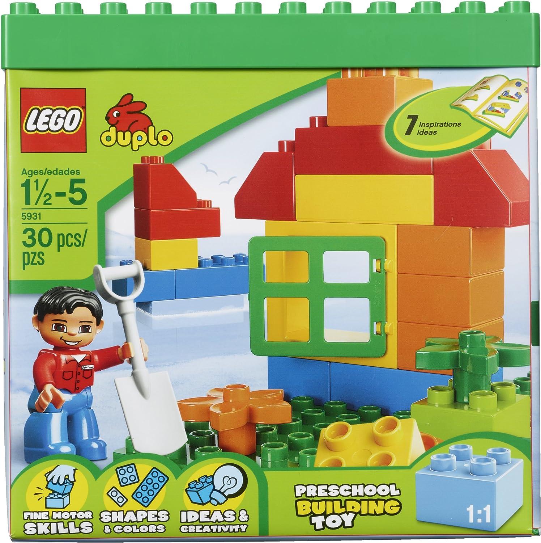 LEGO Duplo My First Set Juego de construcción - Juegos de construcción (Multicolor, 1,5 año(s), 5 año(s)): Amazon.es: Juguetes y juegos