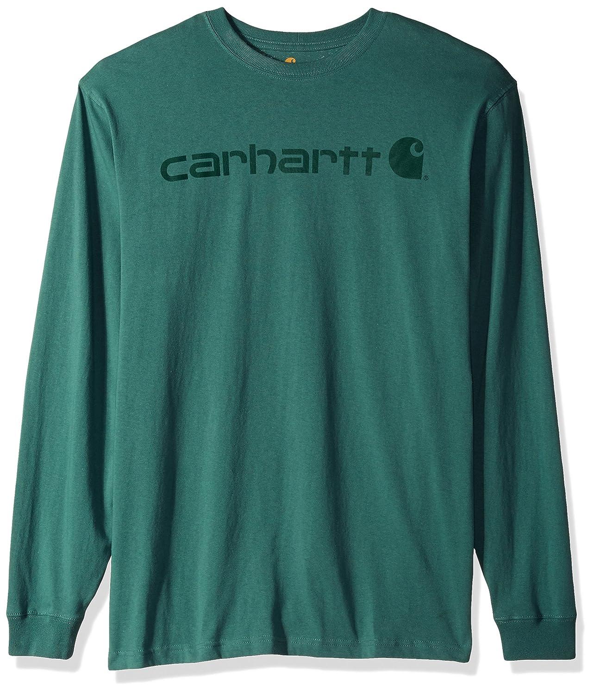 Carhartt SHIRT メンズ B06VWGVCVQ XL|ブルー/グリーン ブルー/グリーン XL