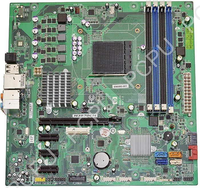 696080-001 HP H8-1200 Intel Desktop Motherboard AM3b