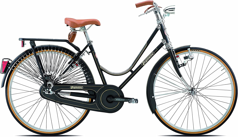26 pulgadas Legnano Mujer Retro Holland bicicleta: Amazon.es ...