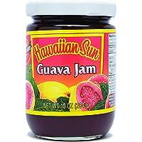 Hawaiian Sun Guava Jam (Made in Hawaii) 10 oz