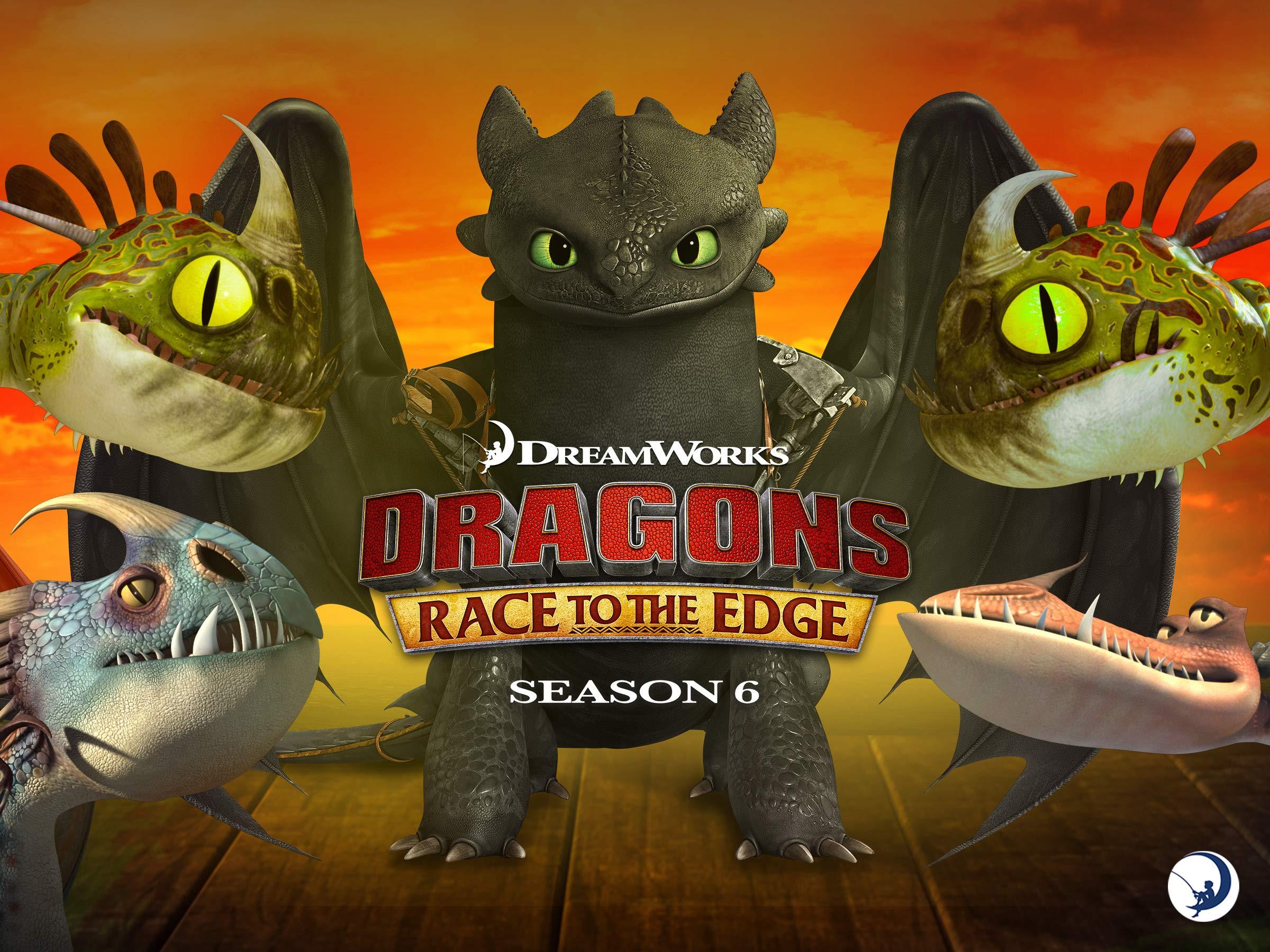 Watch Dragons: Race to the Edge, Season 6 | Prime Video