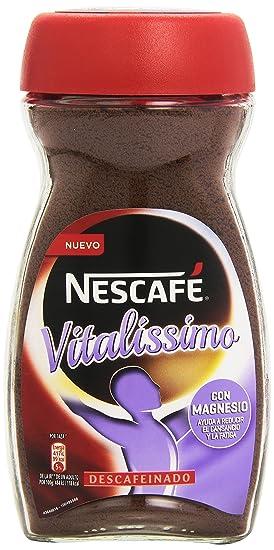 Nescafé Vitalissimo Descafeinado Café Soluble - 200 gr