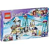 Lego 41324 - Friends, Lo Ski Lift del Villaggio Invernale