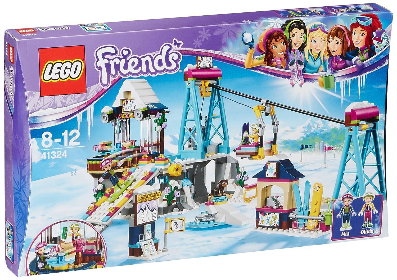 LEGO Friends Estación de esquí: Telesillas