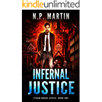 Infernal Justice (Ethan Drake Series Book 1) book cover