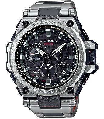 5ec641579d6 Amazon.com  CASIO G-SHOCK MTG GPS MTG-G1000RS-1AJF MENS JAPAN IMPORT   Watches