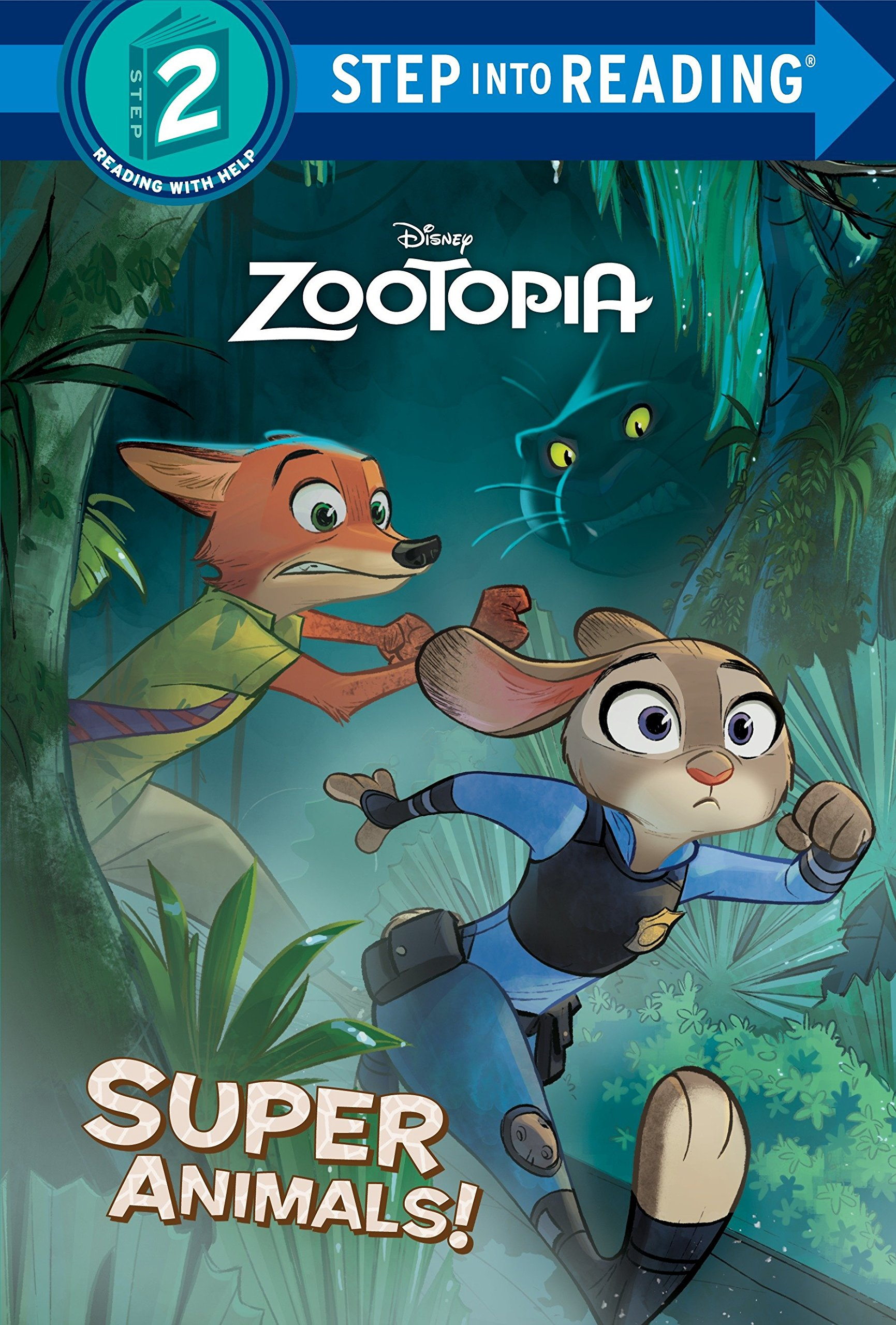 Super Animals! (Disney Zootopia) (Step into Reading) ebook