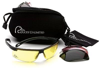 Ducks Unlimited Shooting Eyewear Kit Review