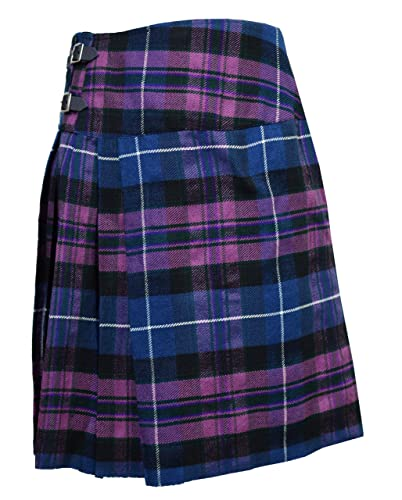 SHYNE KILTS U.K – Falda – para mujer PRIDE OF SCOTLAND 36