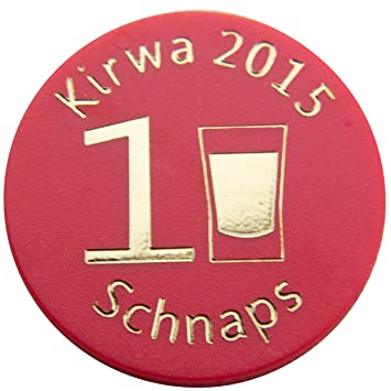 100 SchwabMarken, valor chips, pfand chips Moneda para el carro de la compra chipsp