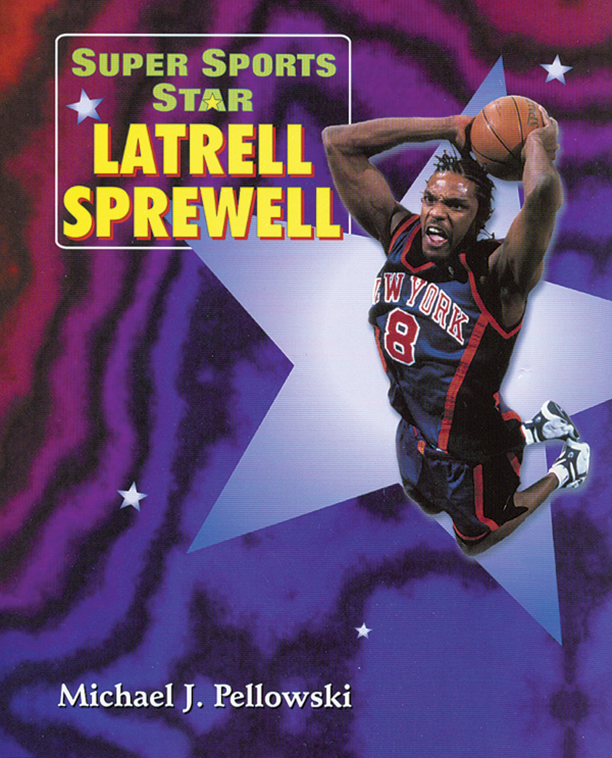 Latrell Sprewell (Super Sports Star)