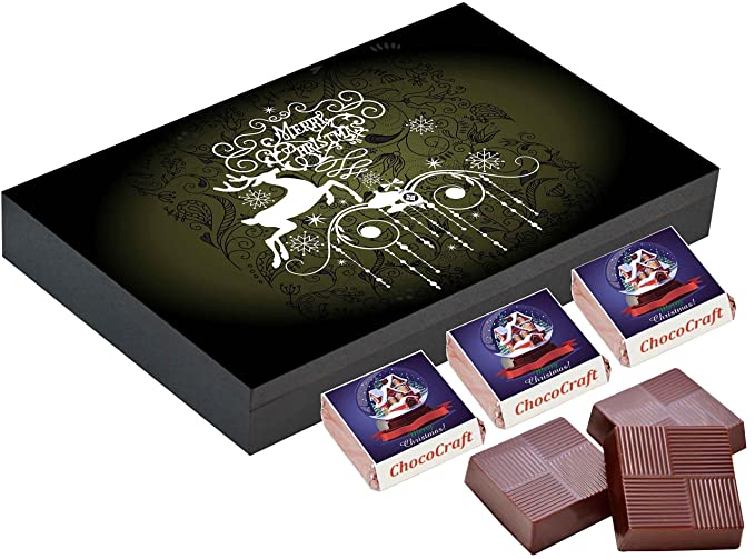 Christmas Gift Ideas For Boyfriend 6 Chocolate Gift Box Handmade