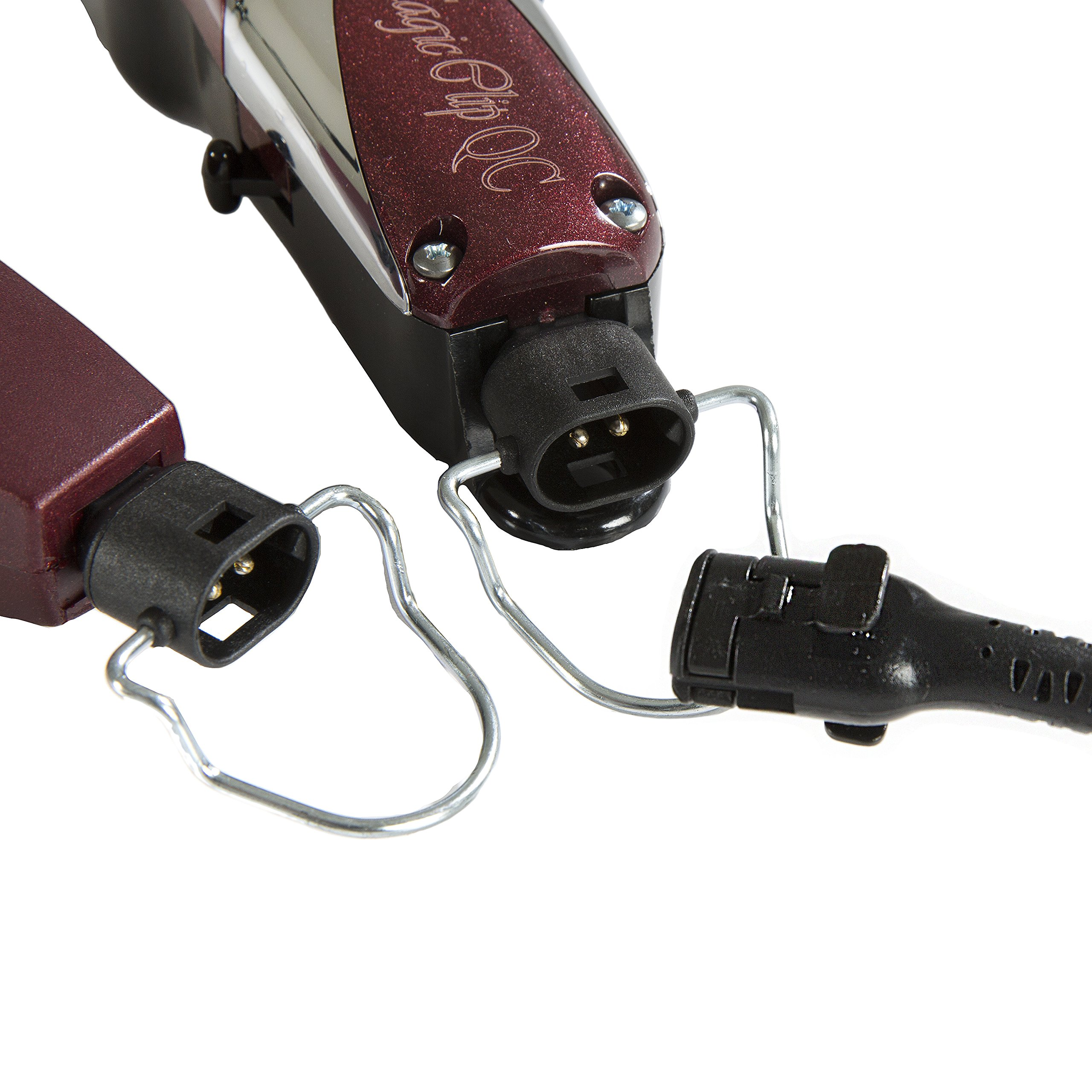 Wahl Professional 5-Star Unicord Combo #8242 – Reduce Your Cord Clutter! – Features the Magic Clip and Razor Edger – Great for Fading, Blending, and Edging by Wahl Professional (Image #9)