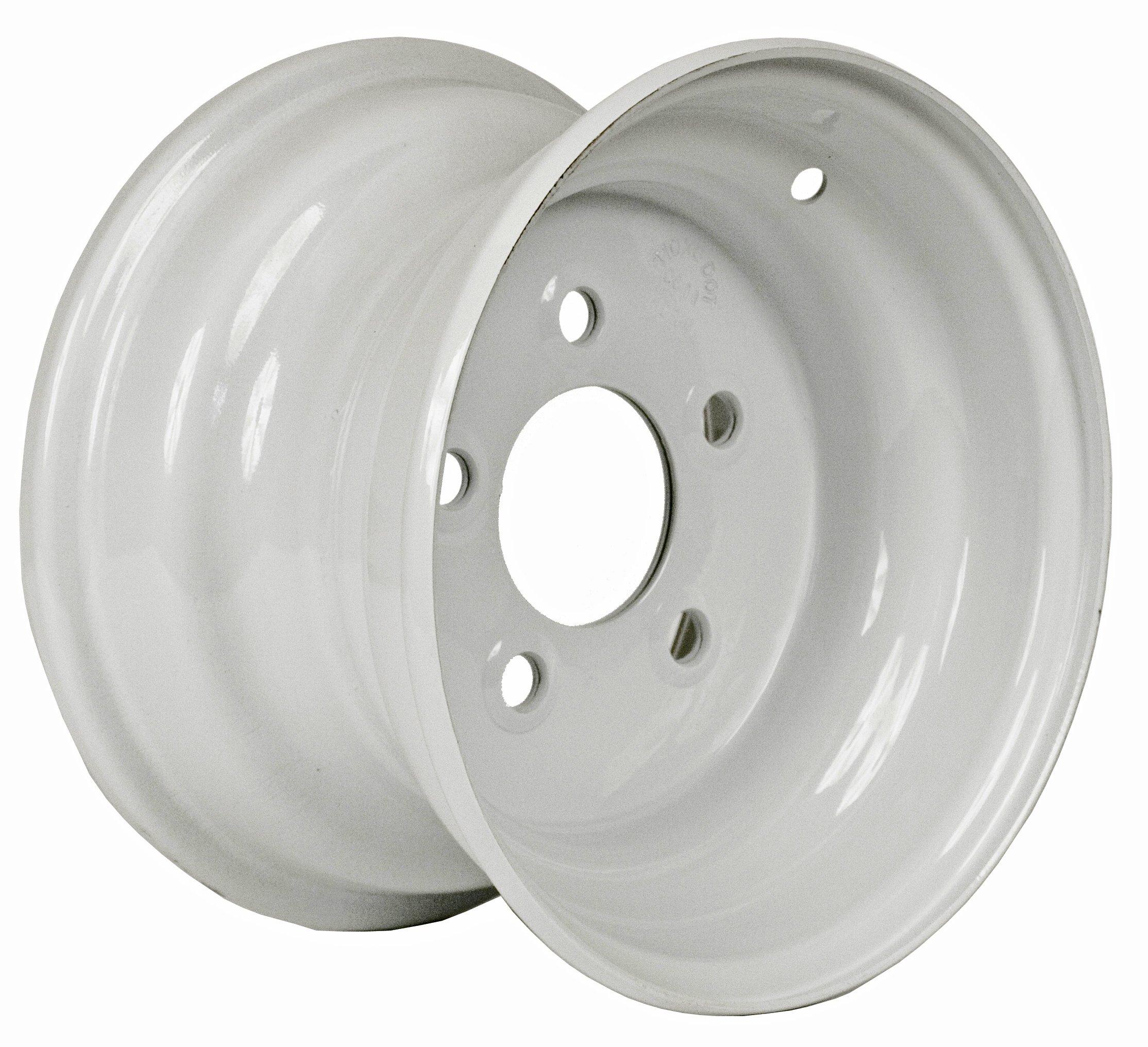 Martin Wheel 5-Hole Steel Trailer Wheel (10x6/5x4.5)