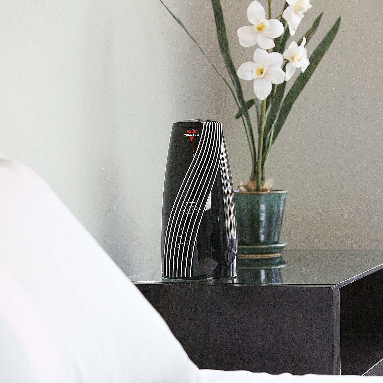Black Vornado SRTH Small Room Tower Heater