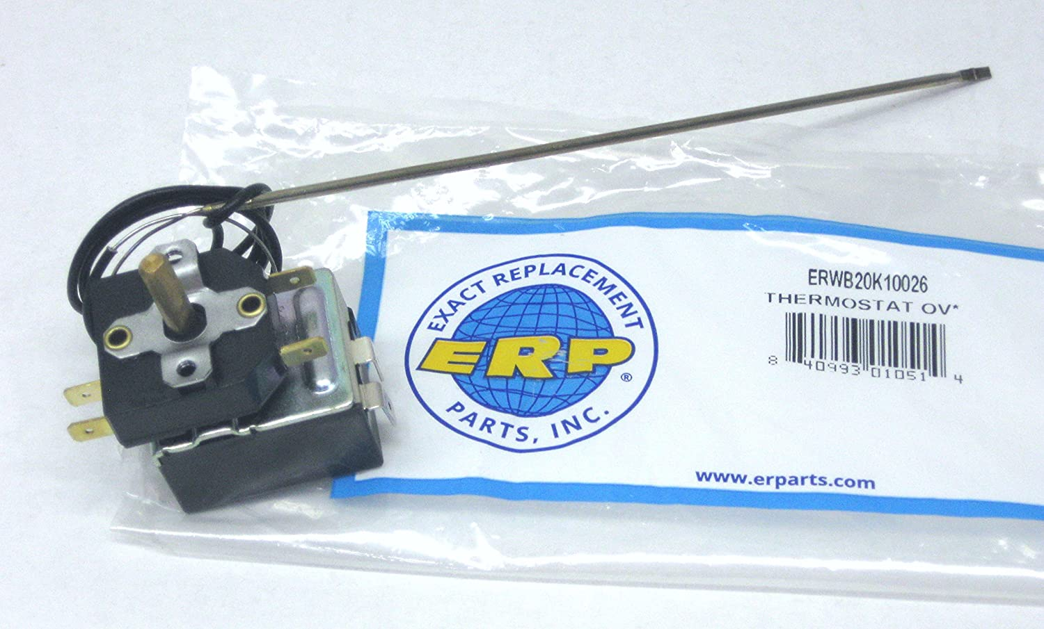 GE Range Oven Control Thermostat WB20K10023