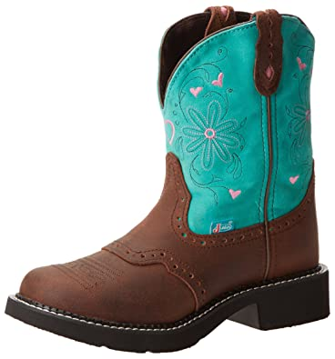 7c896b3dcfc Amazon.com   Justin Boots Women's Gypsy Collection Equestrian Boot ...