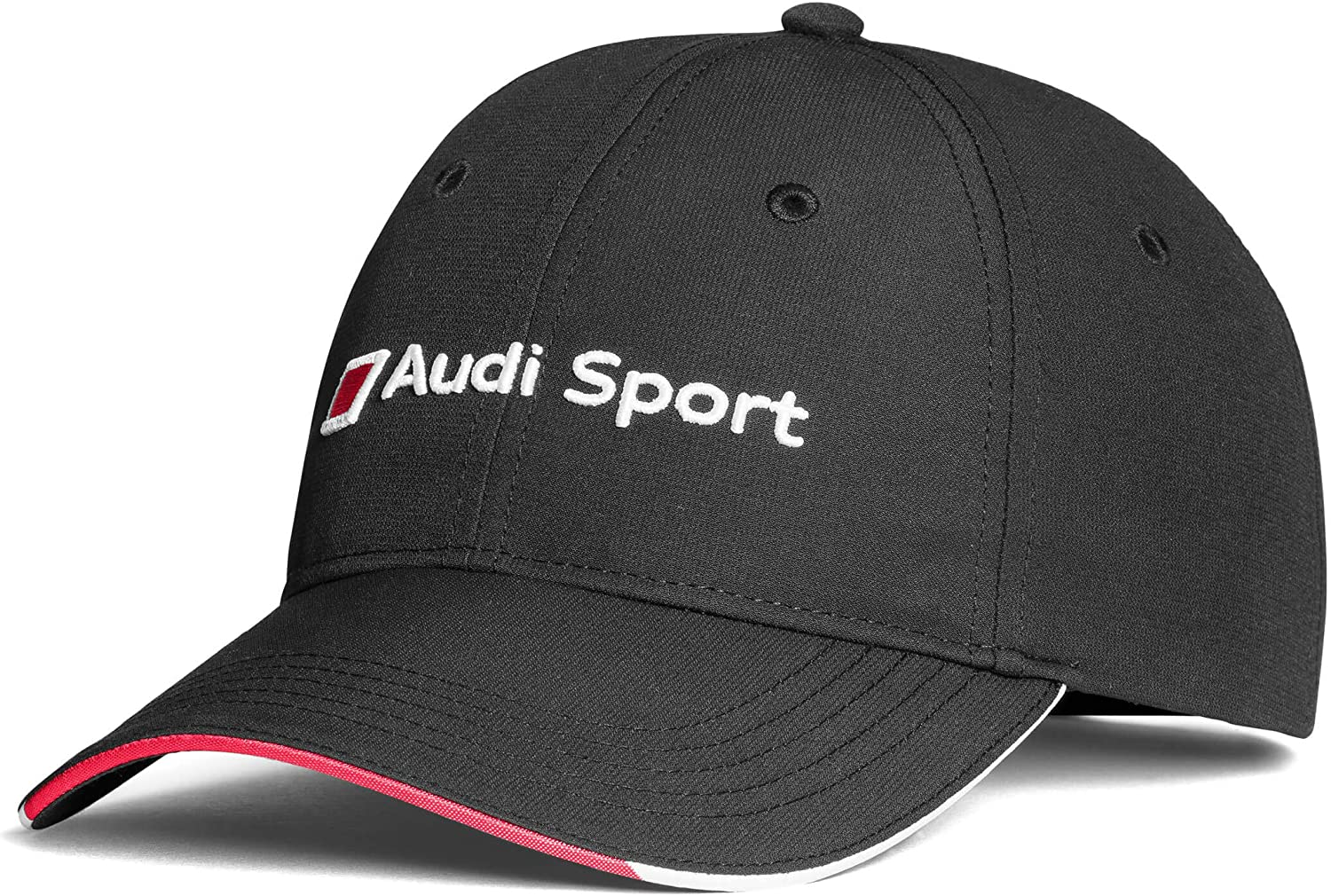 Audi 3131802300 - Gorra de béisbol Original, Color Negro: Amazon ...