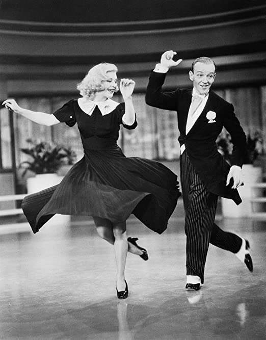 Amazon Com Historical Prints Express Fred Astaire And Ginger Rogers Dancing 10 X 8 B W Photo Art Print 0653801054736 Books