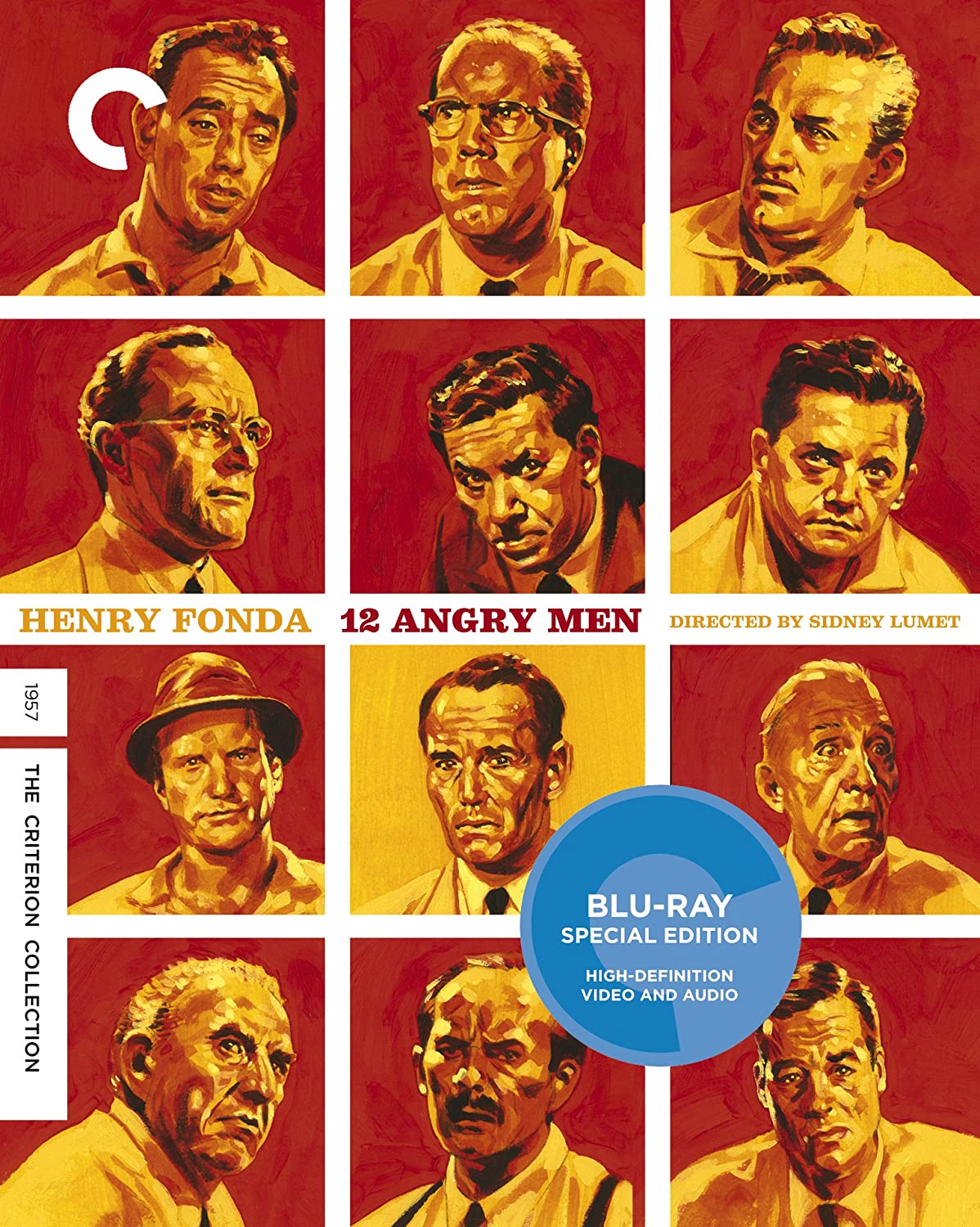 com 12 angry men the criterion collection blu ray ed  com 12 angry men the criterion collection blu ray ed begley henry fonda jack warden jack klugman e g marshall lee j cobb sidney lumet