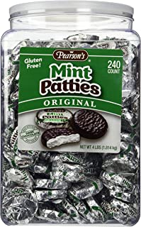 product image for Pearson's-Mint Patties, 240 Mint Patties (Pack1)