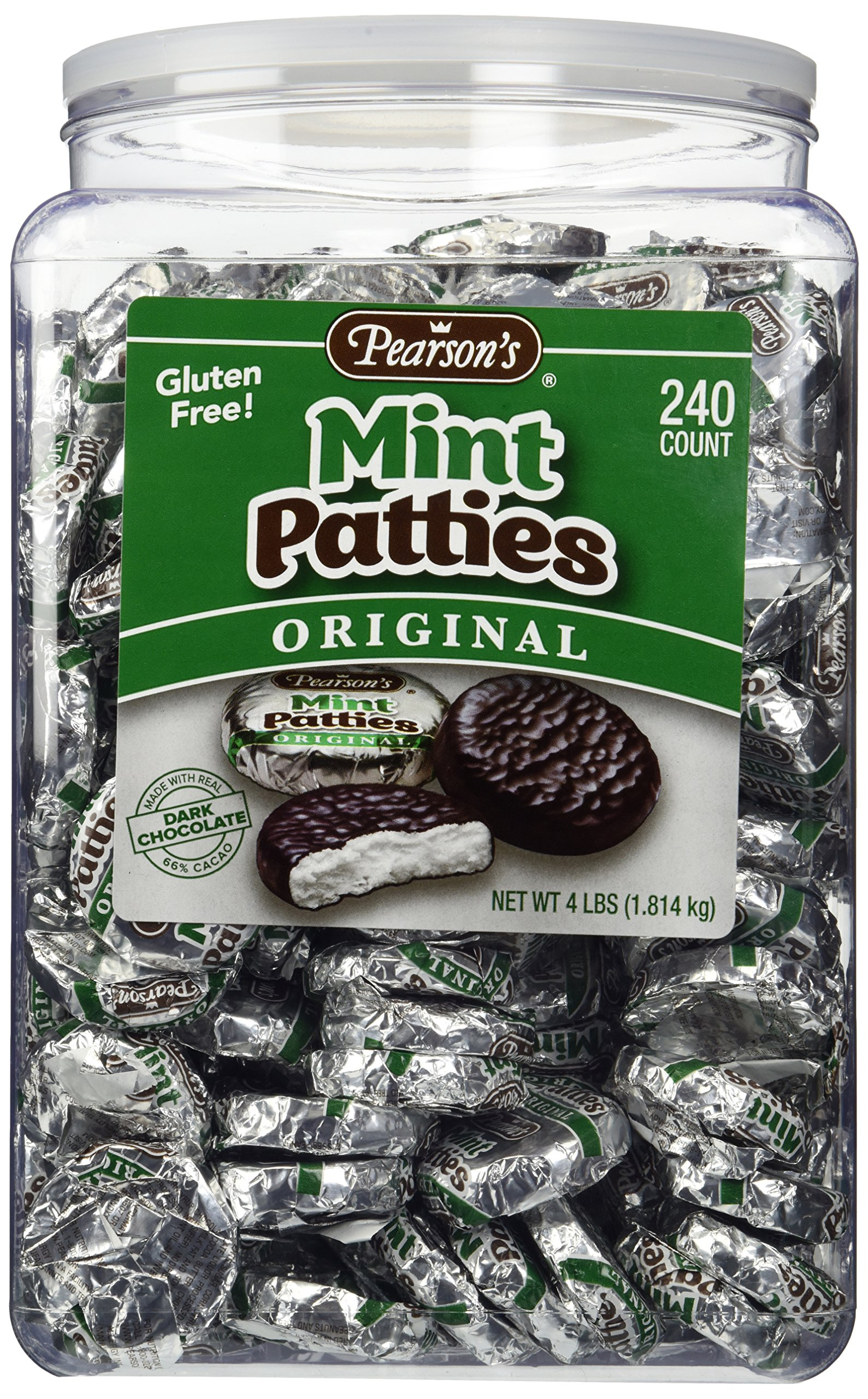 Pearson's-Mint Patties, 240 Mint Patties