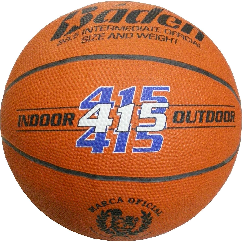 Baden Ref 415 - Balón de Baloncesto, Color Naranja, tamaño 6 ...