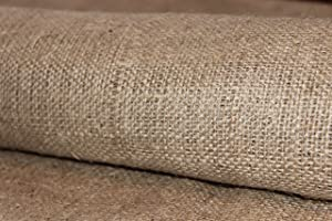 "Burlapper Burlap Garden Fabric (40"" x 15', Natural)"