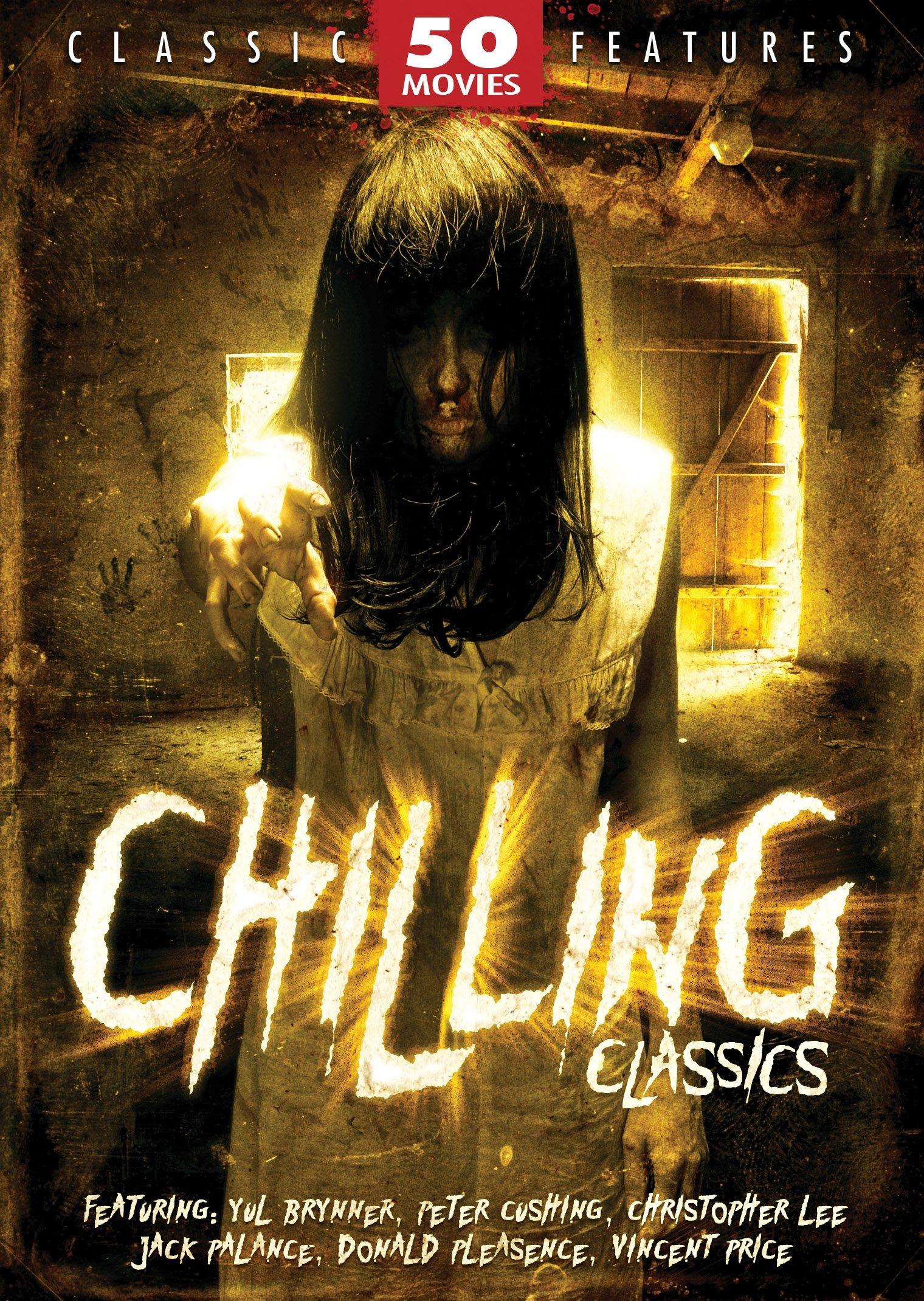 DVD : Chilling Classics (Boxed Set, 12PC)