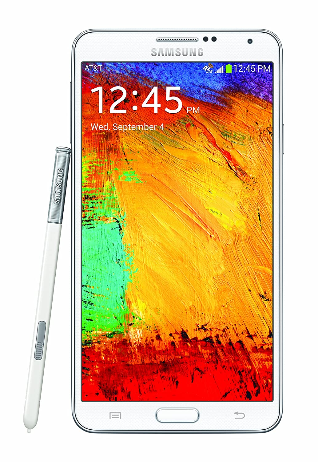How to use scrapbook on galaxy note 3 - Amazon Com Samsung Galaxy Note 3 White 32gb At T Cell Phones Accessories