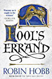 Fool's Errand (The Tawny Man Trilogy, Book 1) (English Edition)