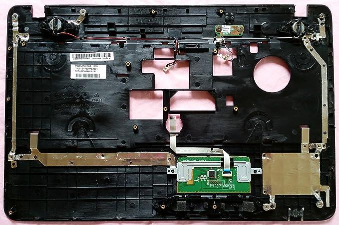 Genuine Toshiba Satellite C655-S Series Palmrest Touchpad V000220030 Grade B