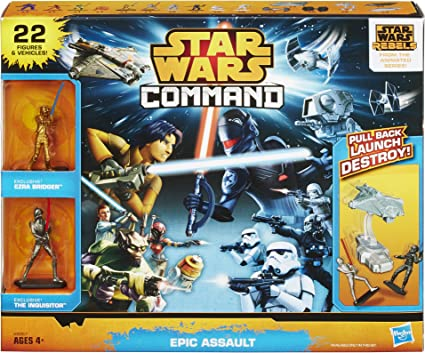 Star Wars Command Epic Assault 22 Set Figure