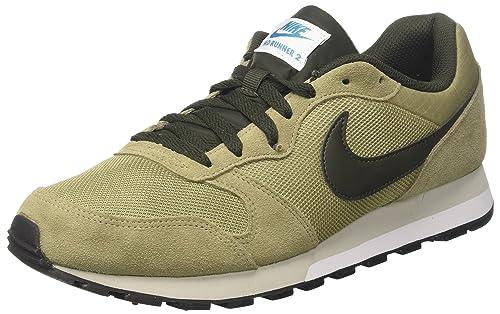 in stock 5cf11 15406 Nike MD Runner 2, Scarpe Running Uomo, Multicolore (Neutral OliveSequoi 201