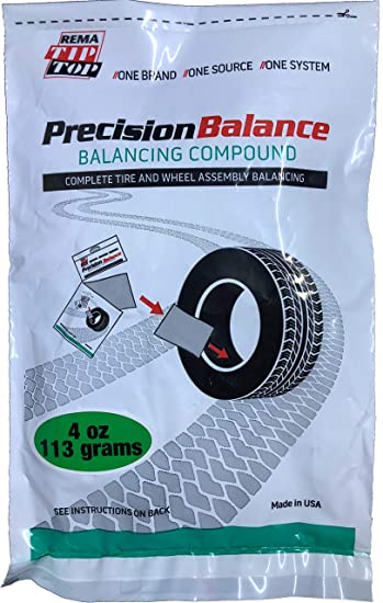 Tire Balancing Beads Truck//Motorhome//4x4//Trailer//Motorcycle 1 bag of 8 oz