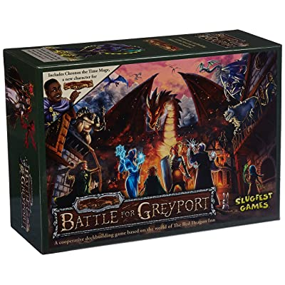 Battle For Greyport Board Game: Toys & Games