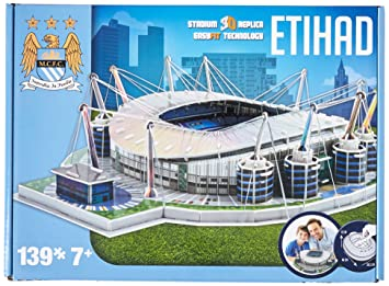 Dispersa Manchester City Etihad Stadium - Puzzle