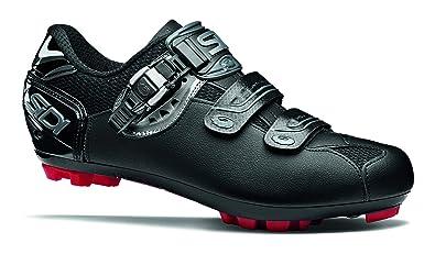 4f91f58d935 Sidi Dominator 7 MEGA SR Cycling Shoe Shadow Black Size 40
