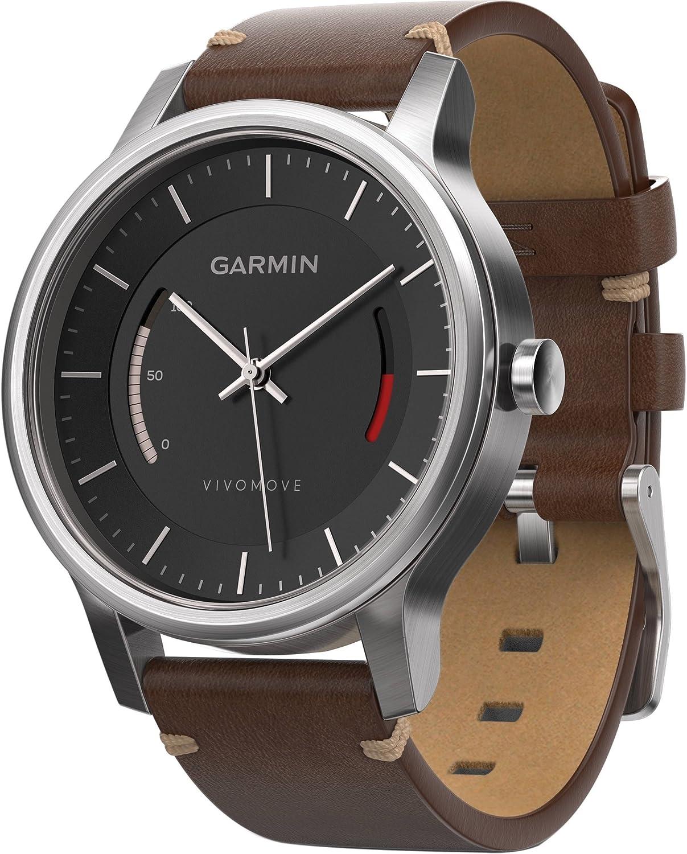 Garmin Vívomove Premium Reloj Deportivo, Negro, Talla Única ...