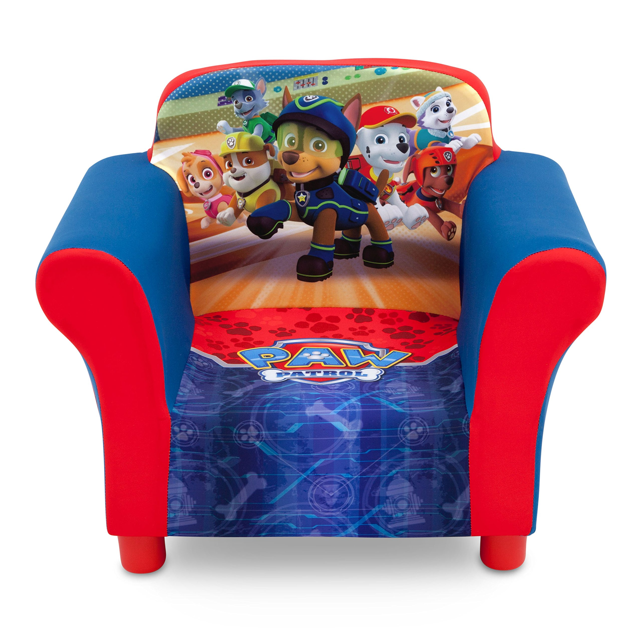 Delta Children Nick Jr. PAW Patrol Upholstered Chair