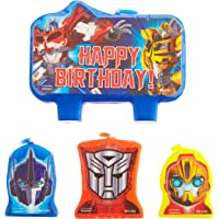 Transformer 2014 Molded Candle Set (4 Pieces) by