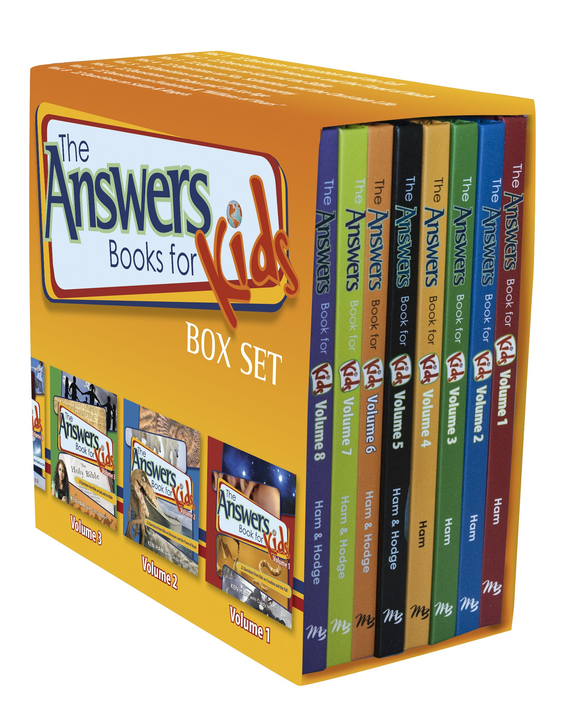 Answers for Kids Box Set (Answers Book for Kids)