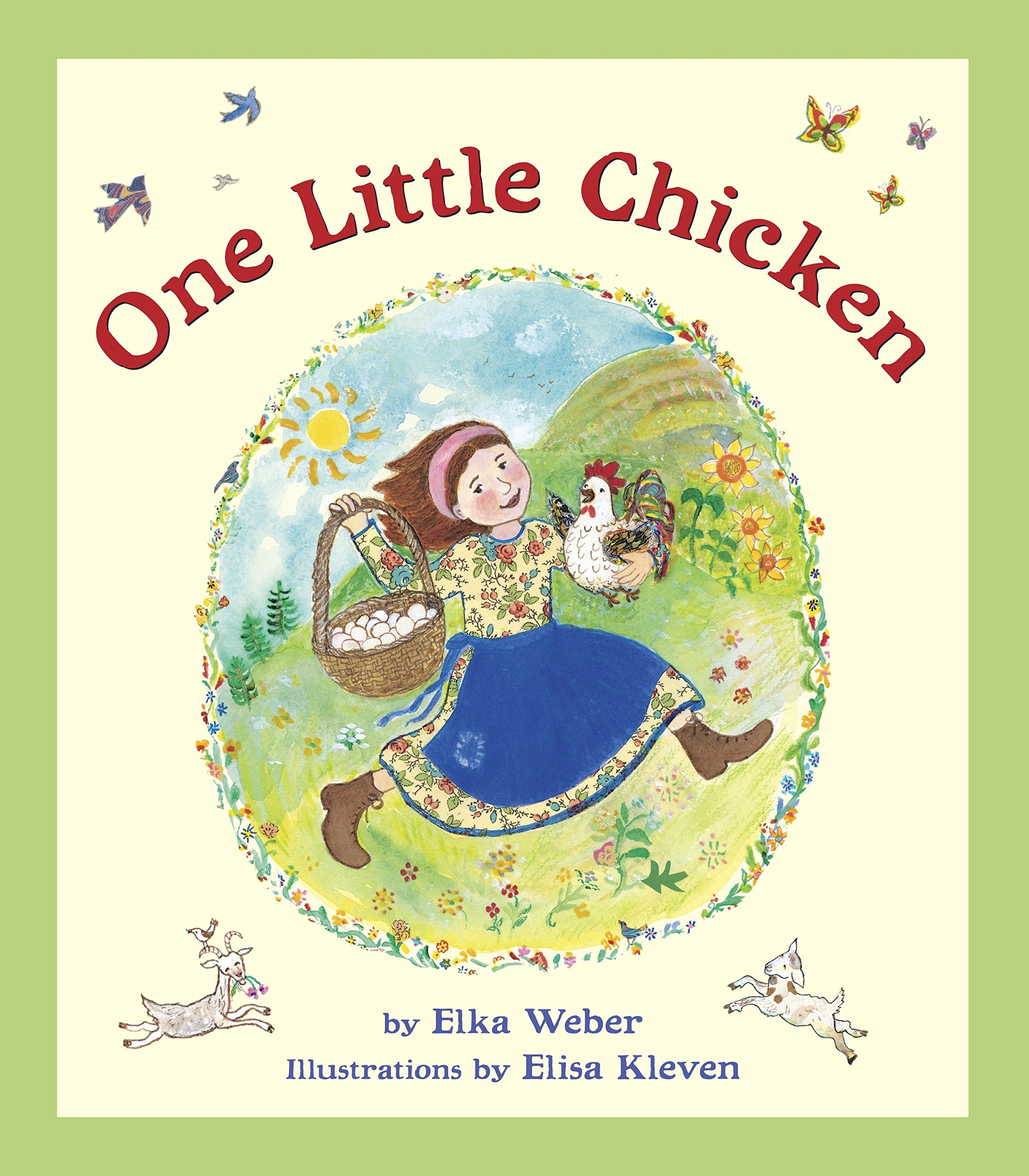 One Little Chicken pdf
