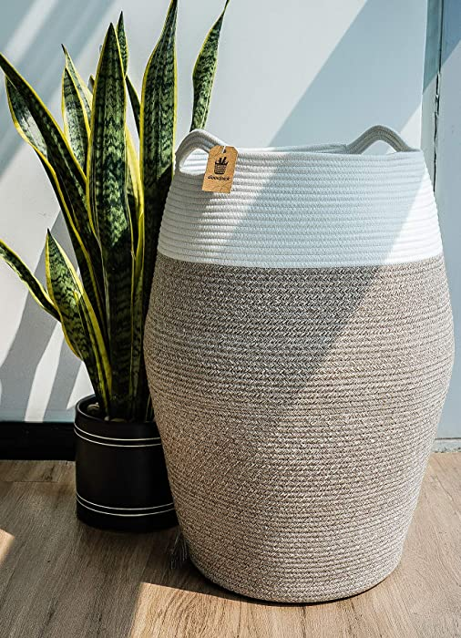 """Goodpick Large Laundry Hamper 